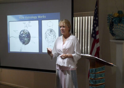 Esoteric AStrology June 2016 Classes Ocala Florida