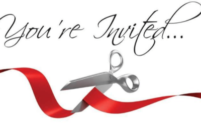 Save the Date! – Ribbon Cutting Ceremony
