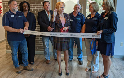 Great 20th Anniversary Ribbon-Cutting and Open House!