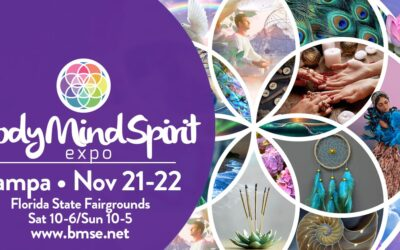 BODY, MIND, SPIRIT EVENT, Tampa November 21 – 22